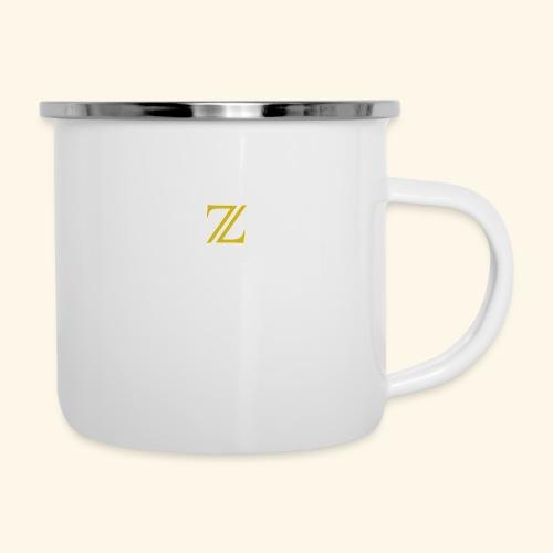 zaffer - Tazza smaltata