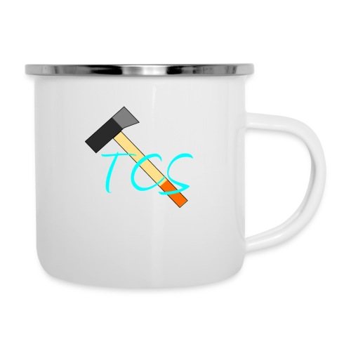 tcs drawn - Camper Mug