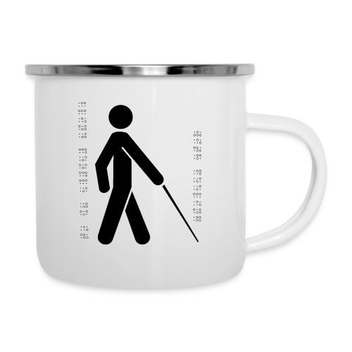 Blind T-Shirt - Camper Mug