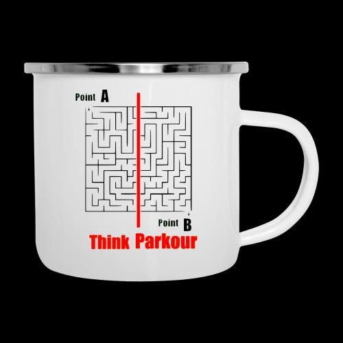 maze - Camper Mug