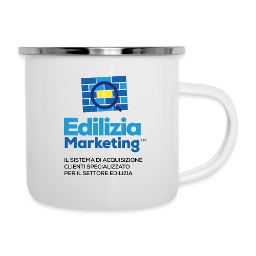 Edilizia Marketing - Tazza smaltata
