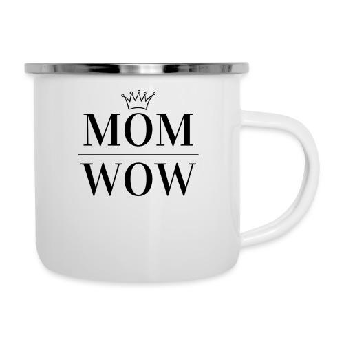 MOM WOW - Camper Mug
