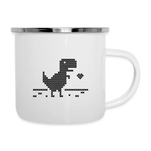 Stitch Rex - Camper Mug