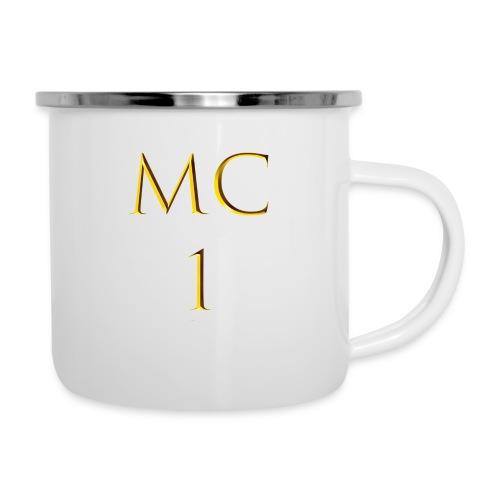 MC1 - Emaille-Tasse