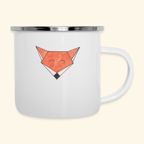 Foxy - Emaljekrus