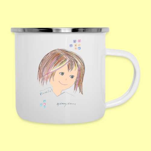 Pinni® Desing by Emmy Hanna - Emaille-Tasse
