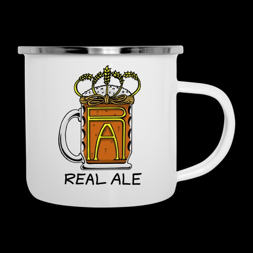 Real Ale - Camper Mug