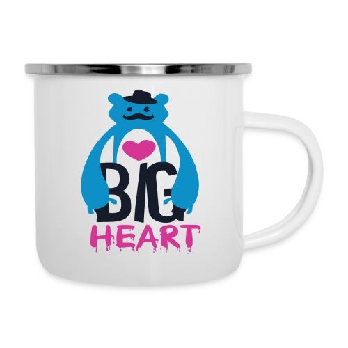 Big Heart Monster Hugs - Camper Mug