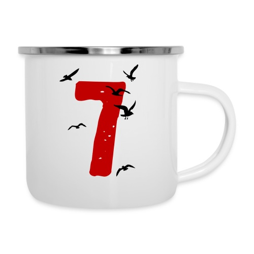 When the seagulls follow the trawler - Camper Mug