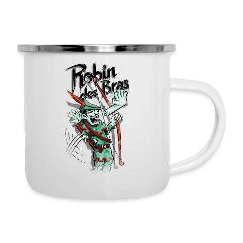 Robin des Bras - Camper Mug