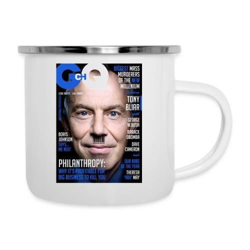 GCHQ Magazine - Camper Mug