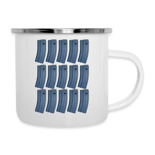 AR Mag Pattern - Camper Mug