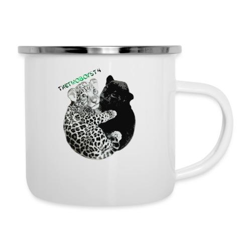 panther-jaguar special edition - Emaljekrus