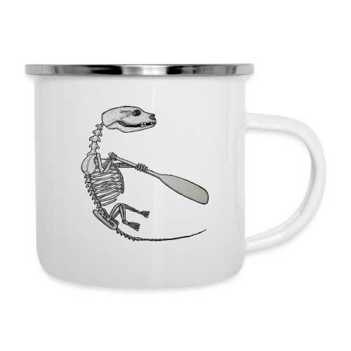 Skeleton Quentin - Camper Mug