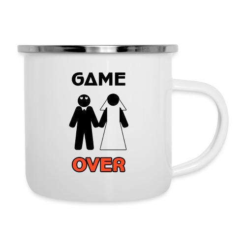 Addio al Celibato - Game Over - Tazza smaltata