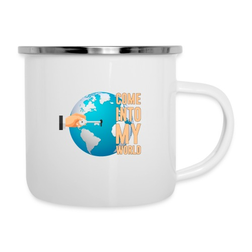 Caro cloth design - Camper Mug