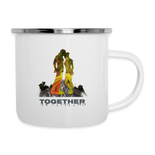Together - Tasse émaillée