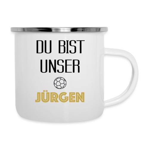 Jürgen - Emaille-Tasse