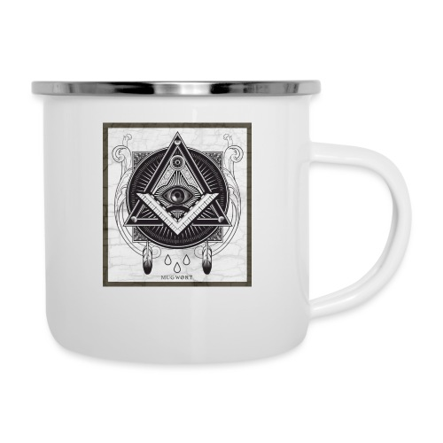 Illuminati - Tasse émaillée