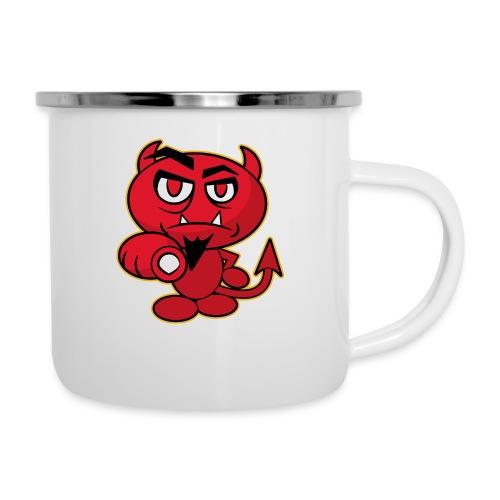 Monster Devil - Camper Mug