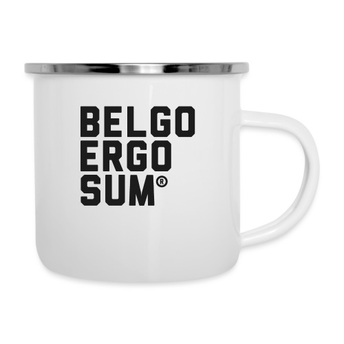 Belgo Ergo Sum - Camper Mug