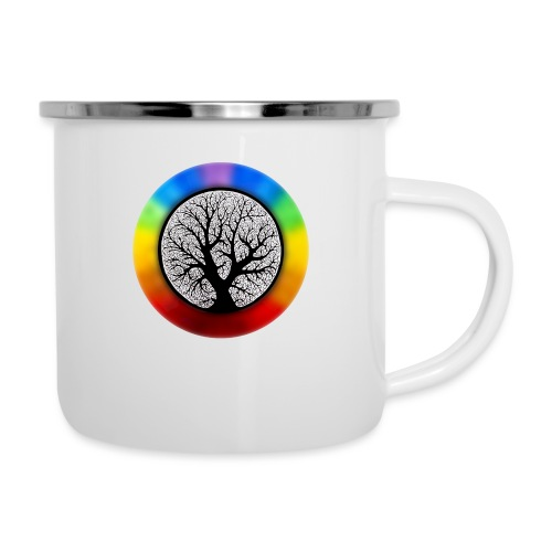 tree of life png - Emaille mok