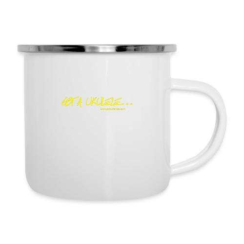 Official Got A Ukulele website t shirt design - Camper Mug