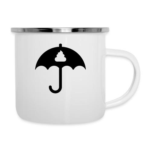 Shit icon Black png - Camper Mug