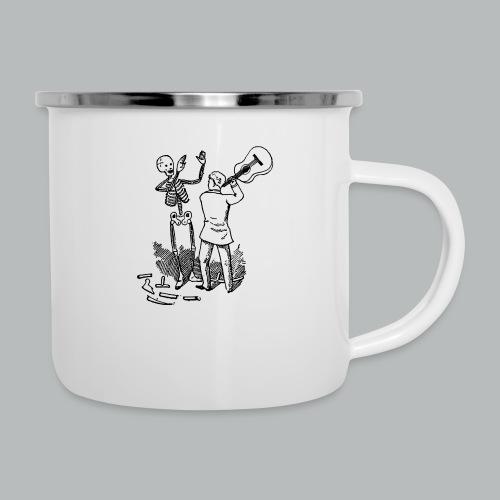 DFBM unbranded black - Camper Mug