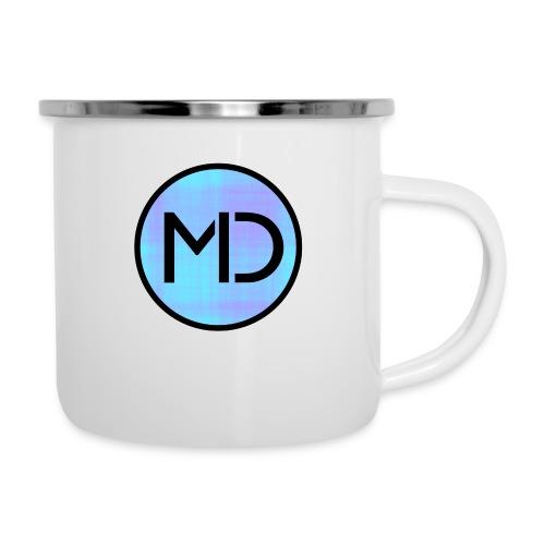 MD Blue Fibre Trans - Camper Mug