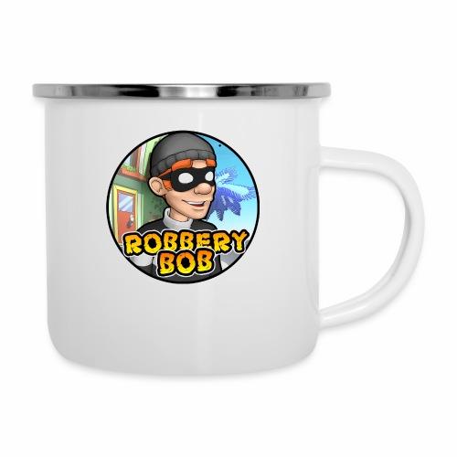 Robbery Bob Button - Camper Mug