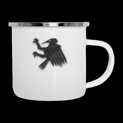 Nörthstat Group ™ Black Alaeagle - Camper Mug
