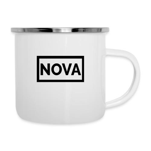Red Nova Snapback - Camper Mug