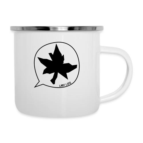 Speech Bubble Last Life - Camper Mug