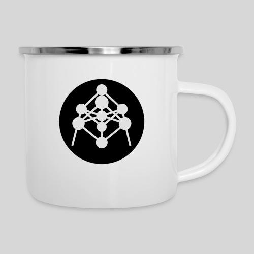 Atomium - Tasse émaillée