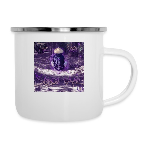 the first sense tape jpg - Camper Mug