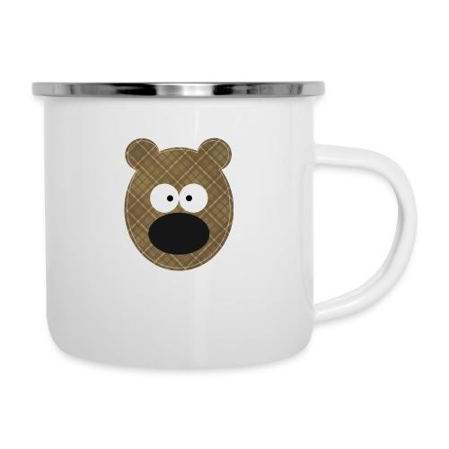 Little Bear - Tazza smaltata
