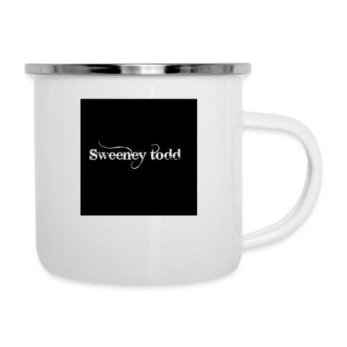 Sweney todd - Emaljekrus
