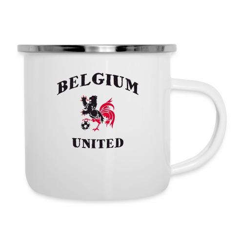 Belgium Unit - Camper Mug
