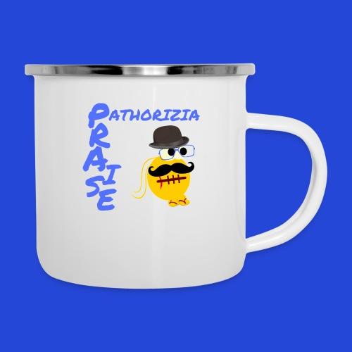 PraisePathorizia - Tazza smaltata