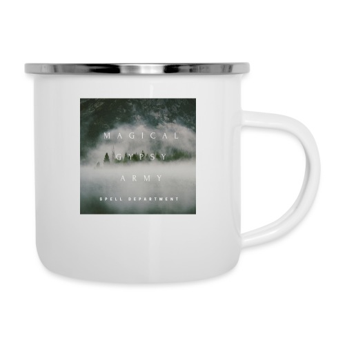MAGICAL GYPSY ARMY SPELL - Emaille-Tasse