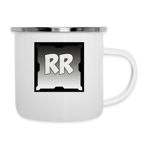Rixel Simpel - Emaljmugg