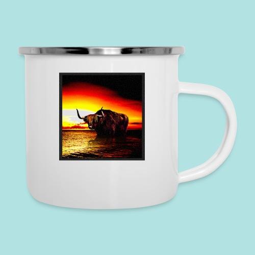Wandering_Bull - Camper Mug