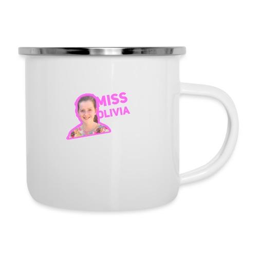 MissOlivia - Emaille mok