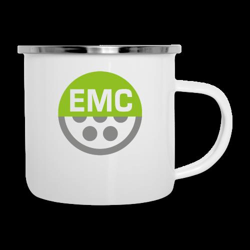 ElektroMobilitätsClub Icon - Emaille-Tasse