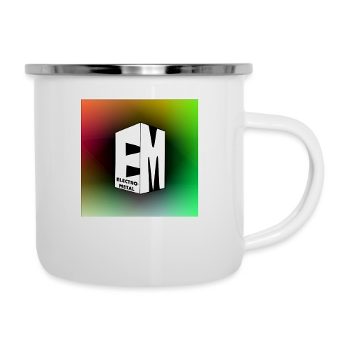 ElectroMetal_Logo - Camper Mug