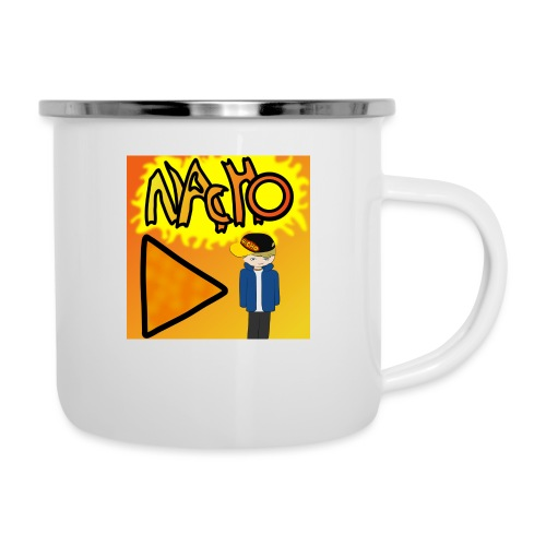 Nacho Title with Little guy - Camper Mug