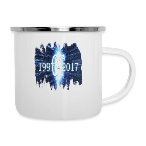 GuttaTur 20 years - Emaljekopp