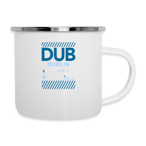 Dublin Ireland Travel - Camper Mug