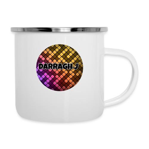Darragh J logo - Camper Mug